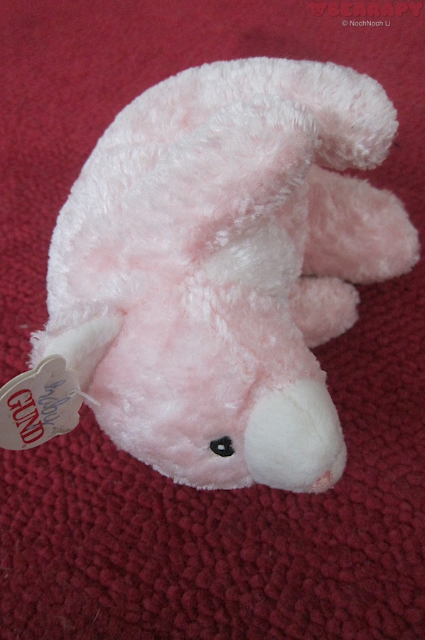 Gund Snuffles, recover from depression, bearapy, creativity, alternative forms of therapy for depression