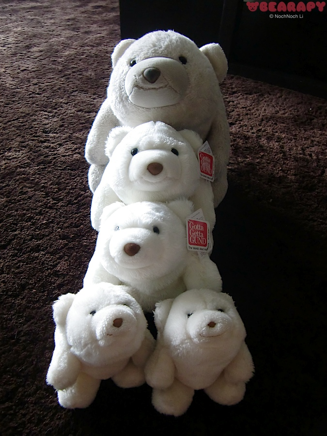 Bearapy, Gund Snuffles, teddy bears, bear, creativity from depression
