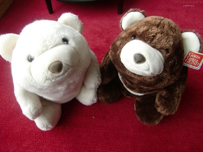 Gund Snuffles for Bearapy, play therapy, creativity from depression