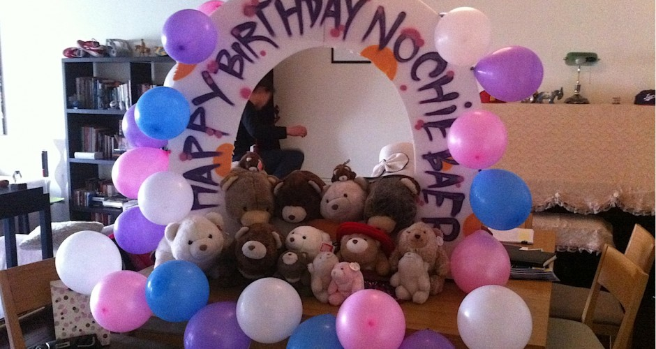 Happy Birthday to Noch Noch the Bearalist