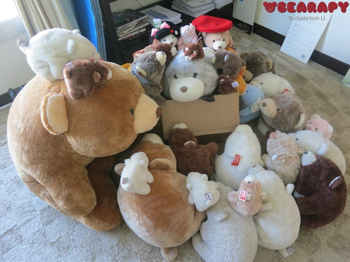 Bearapy, Gund Snuffles, teddy bear, limited edition Snuffles, creativity from depression, Noch Noch, play therapy, how to recover from depression, ways to treat depression, Snuffles mohair, Snuffles large 40 inch, Snuffles 30th anniversary, Snuffles Millennium, Snuffles pink, Snuffles blue, Snuffles caramel,