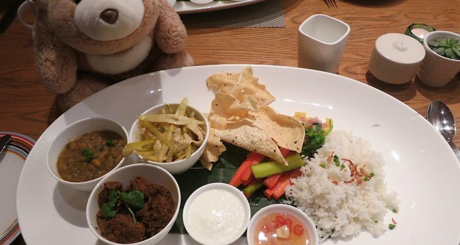 Wuzzie 尝了印度餐