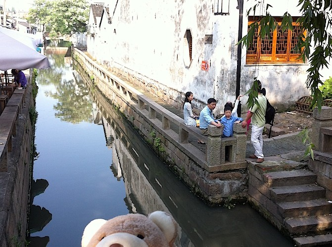 Wuzzie in Suzhou