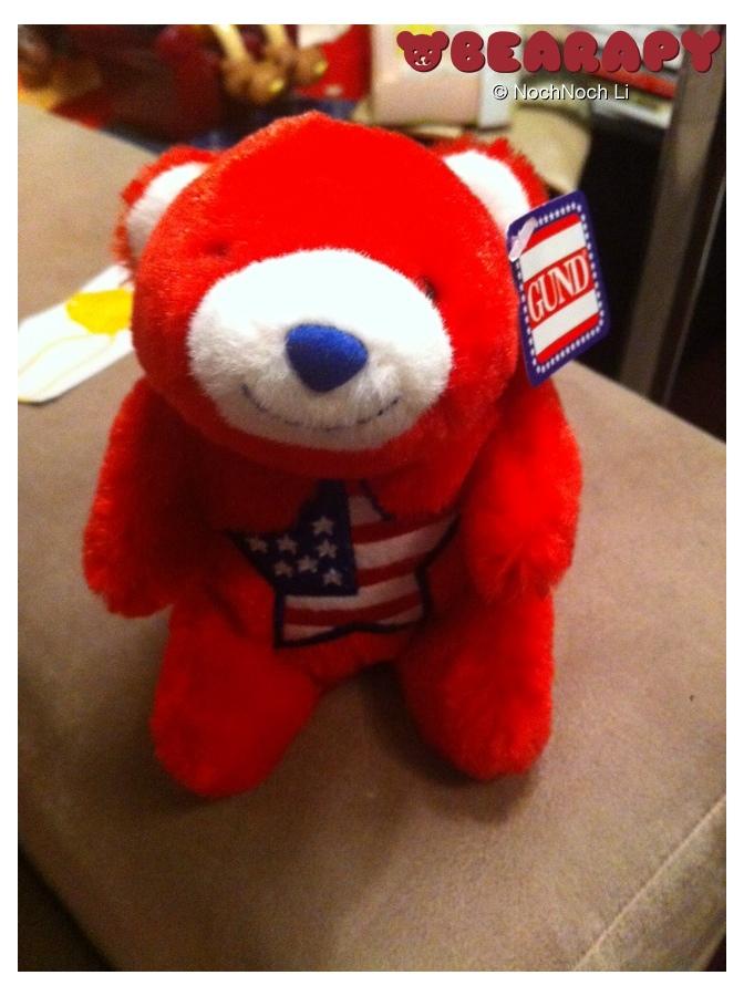 Starrie Bear