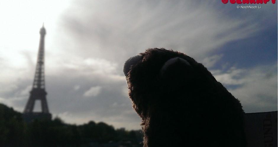 Shinie shines in Paris