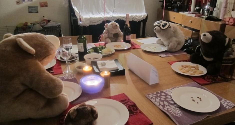 Bear banquet