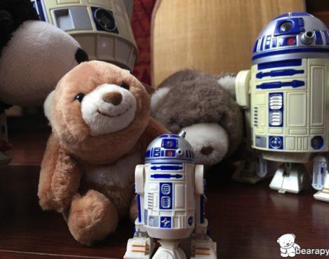 bears and R2D2