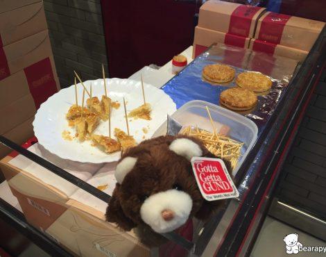 Hongkie style sweets